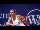 ¡Simona Halep quiere ser tu tenista favorita! Síguela en la #WTAenSony