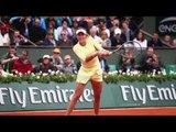 WTA - Conoce un poco más de Garbiñe Muguruza