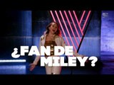 ¡Vuelve miley, vuelve The Voice!