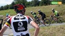 Le Tour de Wallonie accueille 100 personnes handicapées à Lierneux