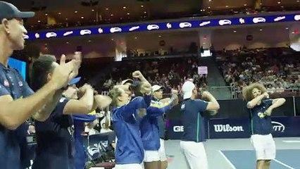 The Sweet Emotion of World TeamTennis
