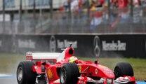Mick Schumacher rend un émouvant hommage à son père en conduisant sa Ferrari au GP d'Allemagne