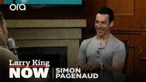 Simon Pagenaud jokes his dog Norman has become a social media superstar