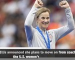Jill Ellis steps down as USWNT coach