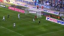 02/09/12 : Julien Féret (57') : Marseille  - Rennes (3-1)