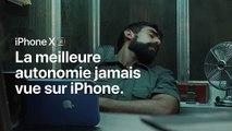 iPhone XR - Batterie - De nuit - Apple