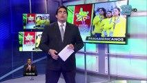 11 medallas acumulan deportistas ecuatorianos en los panamericanos
