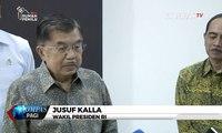 Kualitas Udara Jakarta Buruk, Wapres JK: Itu Tantangan Gubernur DKI