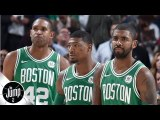 Reacting to Marcus Smart's comments on the Celtics' chemistry issues - The Jump