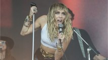 Miley Cyrus ls The Latest To Pull Out Of Woodstock 50