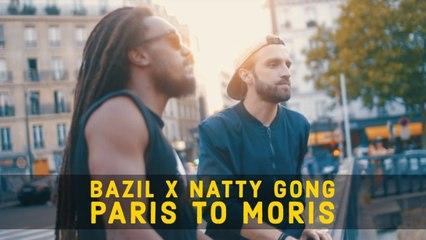 Bazil & Natty Gong - Paris To Moris (Official Video)