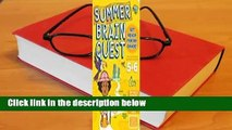 About For Books  Summer Brain Quest: Between Grades 5  6  Review