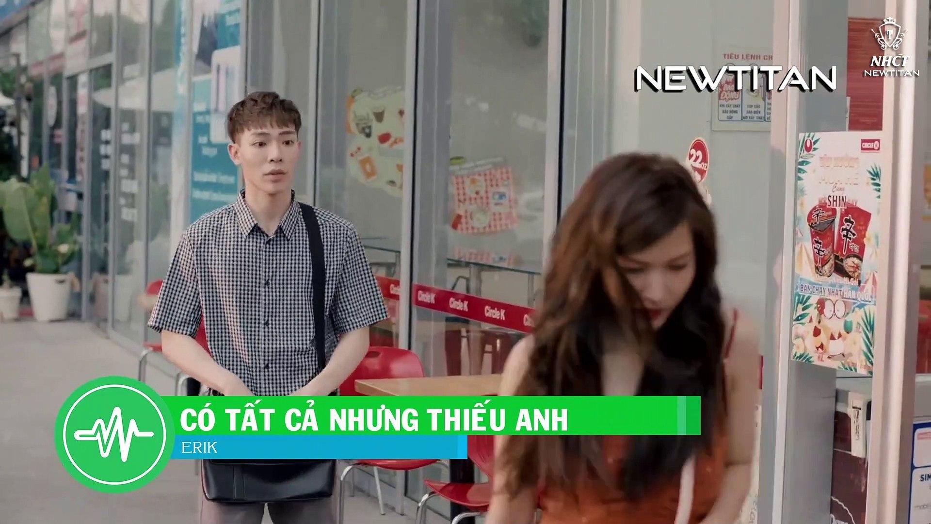 [Karaoke] Có Tất Cả Nhưng Thiếu Anh - Erik [Beat Tone Nữ]