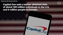 Over 100 Million Customers Information Breached In Capital One Hack