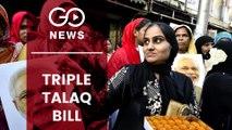 Rajya Sabha Passes Triple Talaq Bill
