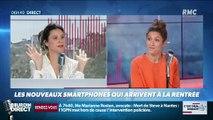La chronique de Nina Godart : Les nouveaux smartphones qui arrivent à la rentrée - 31/07
