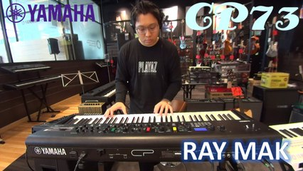 Pachelbel - Canon in D by Ray Mak - Yamaha CP73