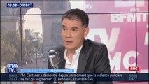 """Olivier Faure: """"Pour les parents, la question c'est est-ce que si je laisse mes enfants aller dans une fête, ils pourront en revenir vivant ?"""""""