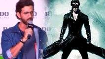 Hrithik Roshan confirms sequel of superhero film Krrish 4 | FilmiBeat