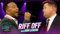 Songs of the Summer Riff-Off w- John Legend - The Filharmonic