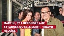 Héloïse Martin victime de grossophobie : Rayane Bensetti pouss...