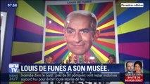 Le musée Louis de Funès ouvre ses portes à Saint-Raphaël