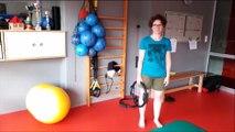 Minute conseil sport santé : comment prévenir les blessures au niveau de la hanche ?