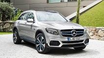 Mercedes-Benz GLC F-CELL, 2019 | Der erste Wasserstoff-Plug-In-Hybrid der Welt | Motorvision