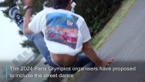 Sultans of spin: the Japanese breakdancers busting Olympic moves