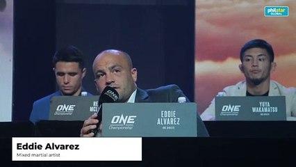 Eddie Alvarez 2