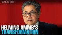 BEHIND THE STORY:  Cranking up growth at Ambank