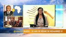 Moroccan King celebrates 20 year rule [Morning Call]