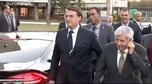 Bolsonaro annule sa rencontre avec Le Drian... pour aller chez le coiffeur
