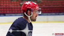L'INVITÉ SPORTIF / HOCKEY SUR GLACE:  Damien Fleury (BDL) : « Heureux de retourner sur la glace »
