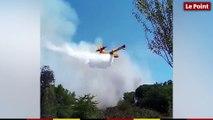 Incendies dans le Gard : près de 400 hectares ravagés