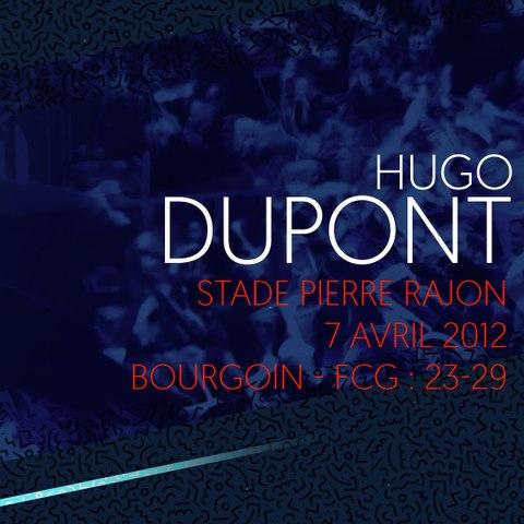 Video : Video - L'essai d'Hugo Dupont à Bourgoin en 2012