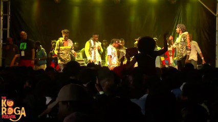 Ethic - Pandana | Live at The Koroga Festival