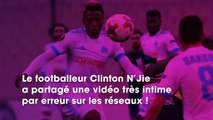 Clinton N'Jie partage par erreur une vidéo très intime sur les réseaux sociaux