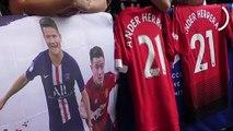 Le fan club d'Ander Herrera en Chine