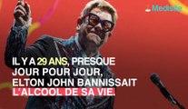 Elton John frappé par l'alcoolisme : il se confie 30 ans après