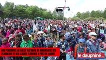 Scoutisme : le mouvement des Flambeaux et des claires flammes installe son rallye dans la Drôme