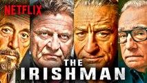 The Irishman _ Resmi Tanıtım Fragmanı