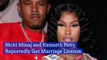 Nicki Minaj Might Be Getting Married