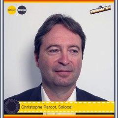 #SDE2019 - Christophe Parcot dans le videomaton BPI France