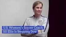 Coach Jill Ellis Leaves Women's Soccer