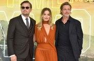 Brad Pitt n'a eu aucun mal à travailler avec Leonardo DiCaprio!