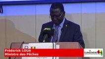Pêches : le ministre Frédéric Loua annonce les grands chantiers de son département