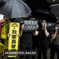 Tensions high as Hong Kong pro-democracy protesters face court