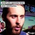 Jared Leto: Los secretos de su 'eterna juventud'