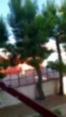 Bari: bimbi disegnano svastica ma vengono filmati